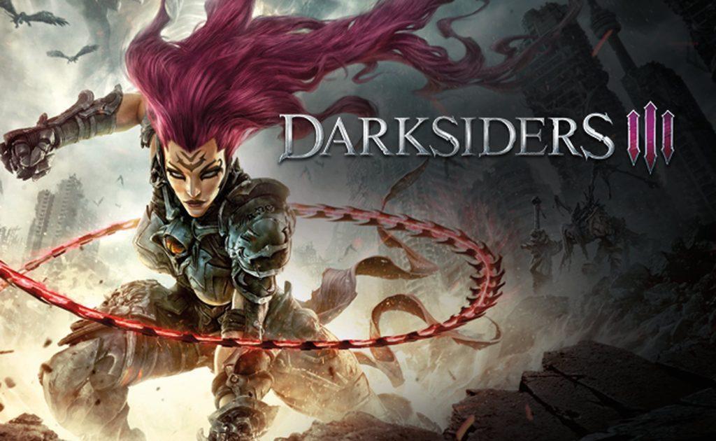 Динамичные бои в Darksiders 3