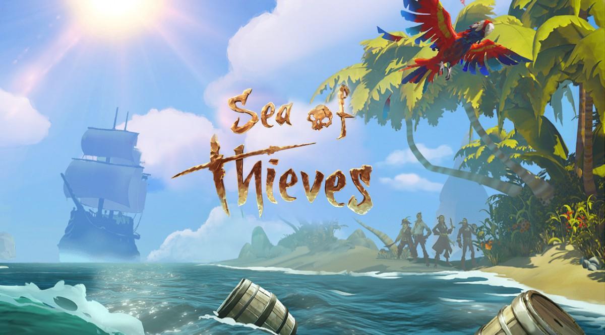 Геймплей Sea of Thieves или симулятор пирата