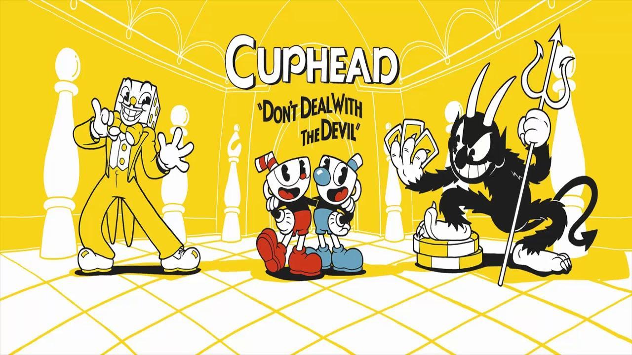 Как появилась Cuphead