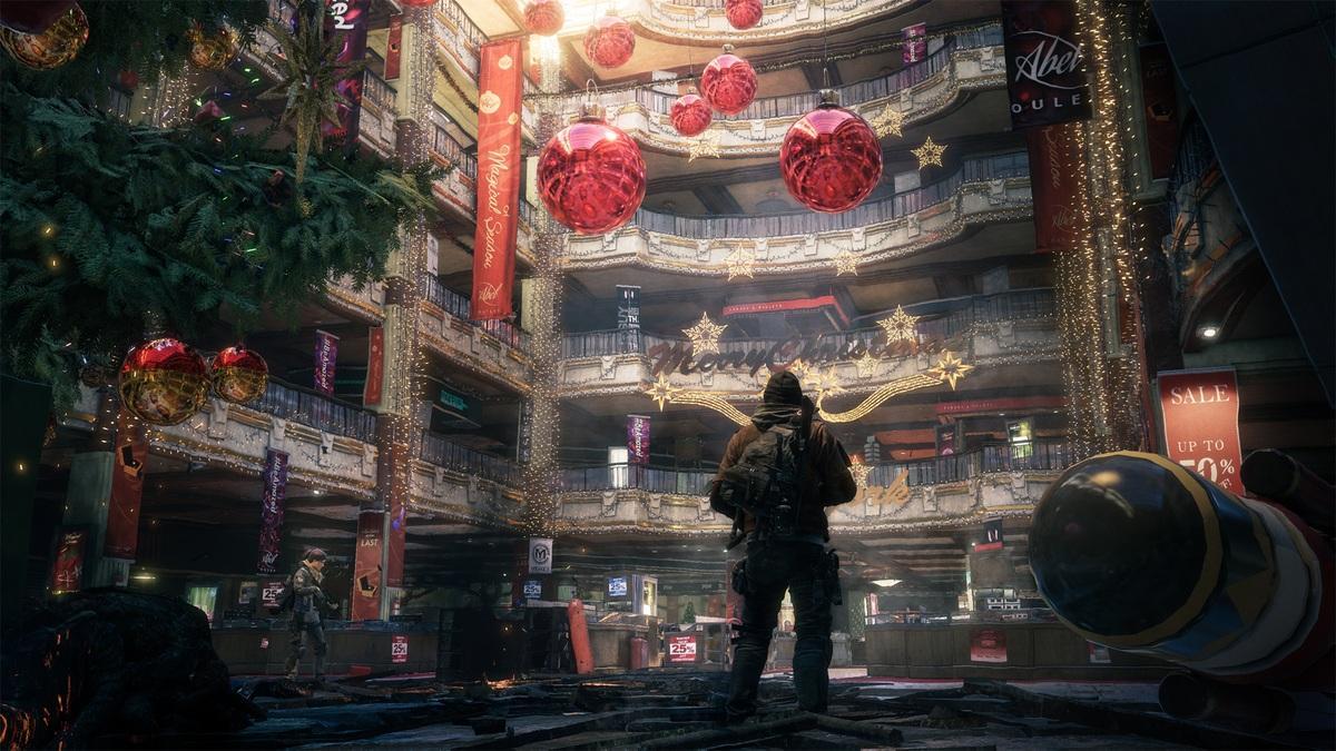 Крупная новогодняя распродажа от Ubisoft