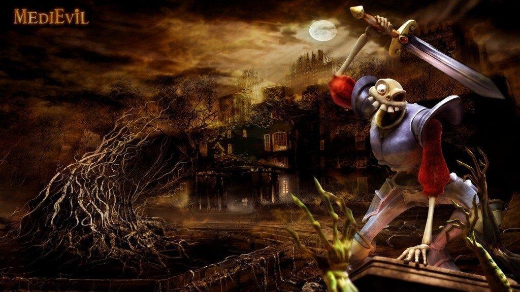 Культовая игра MediEvil появится на PS4 в виде переиздания