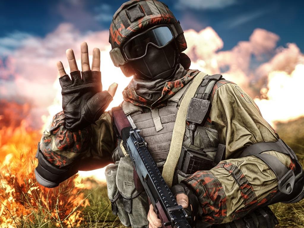 Новые слухи о грядущих частях Battlefield