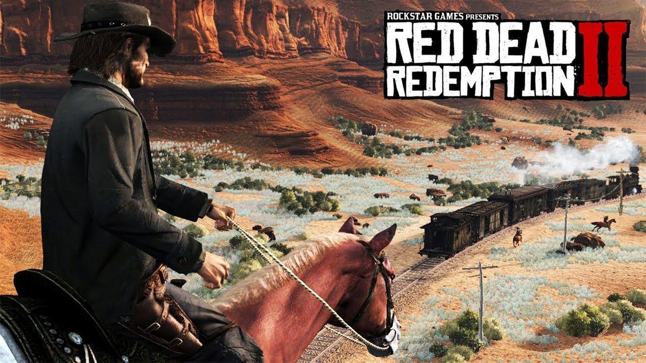 По слухам уже летом можно будет поиграть в Red Dead Redemption 2