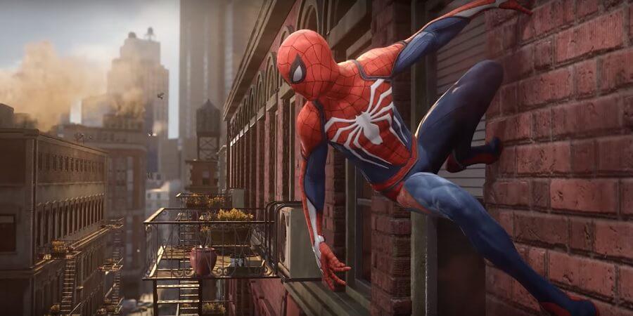 Подробности об игре Spider-Man