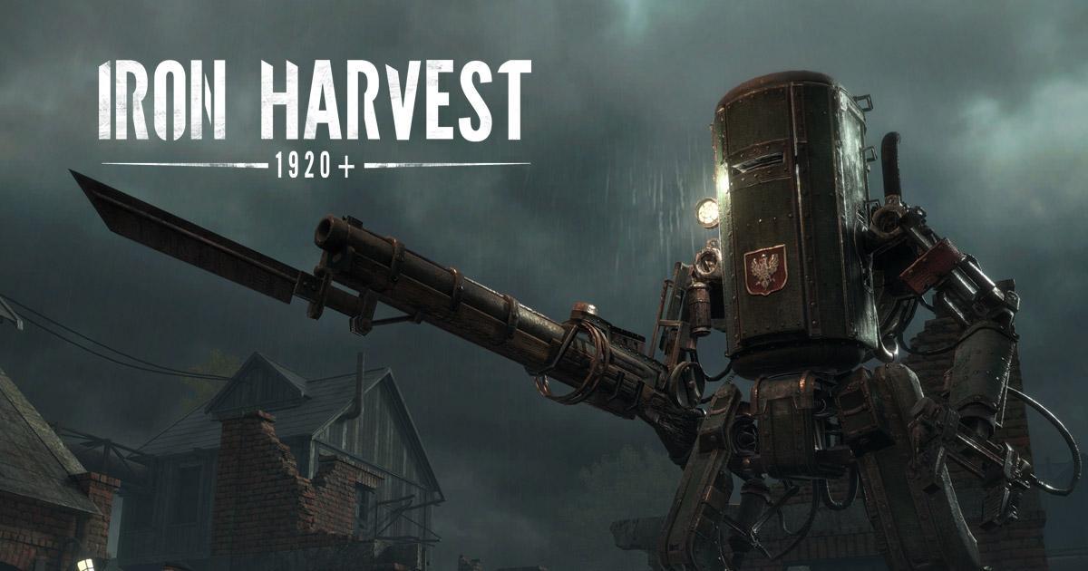 Полное разрушение в стратегии Iron Harvest