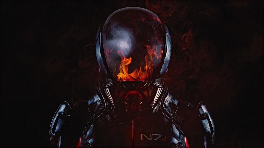 Появилась возможность улучшить графику в играх серии Mass Effect