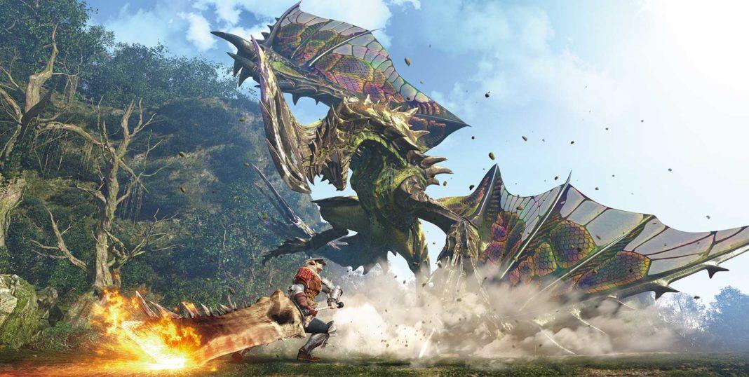 Появился новый трейлер к игре Monster Hunter World