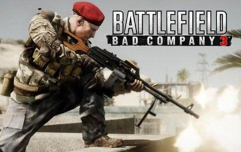 Слухи Battlefield: Bad Company 3