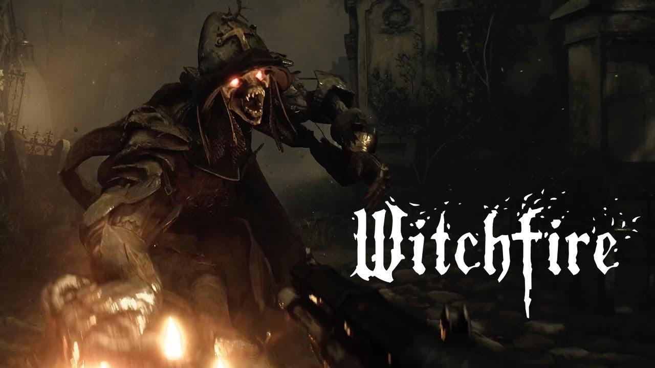 Сожгите ведьму в Witchfire