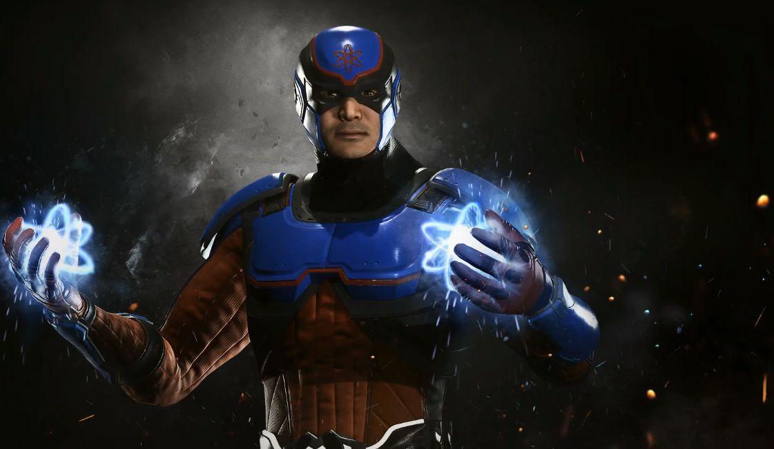 В Injustice 2 появится супергерой Атом