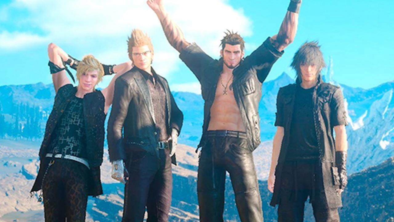 Дата релиза DLC для Final Fantasy XV