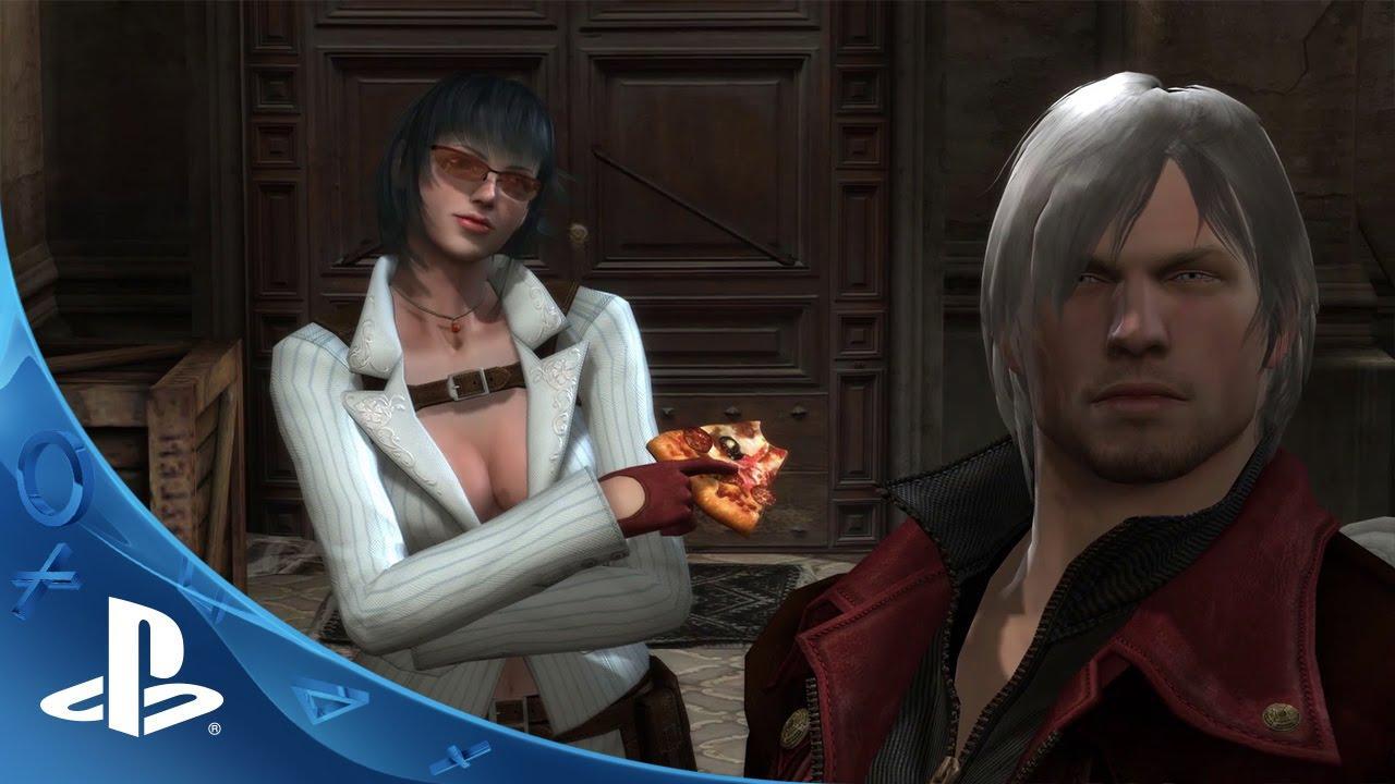 Devil May Cry 5 возможно анонсируют на E3 2018