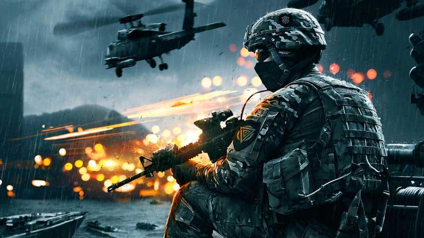 EA Games рассказали какая будет графика в Battlefield 5