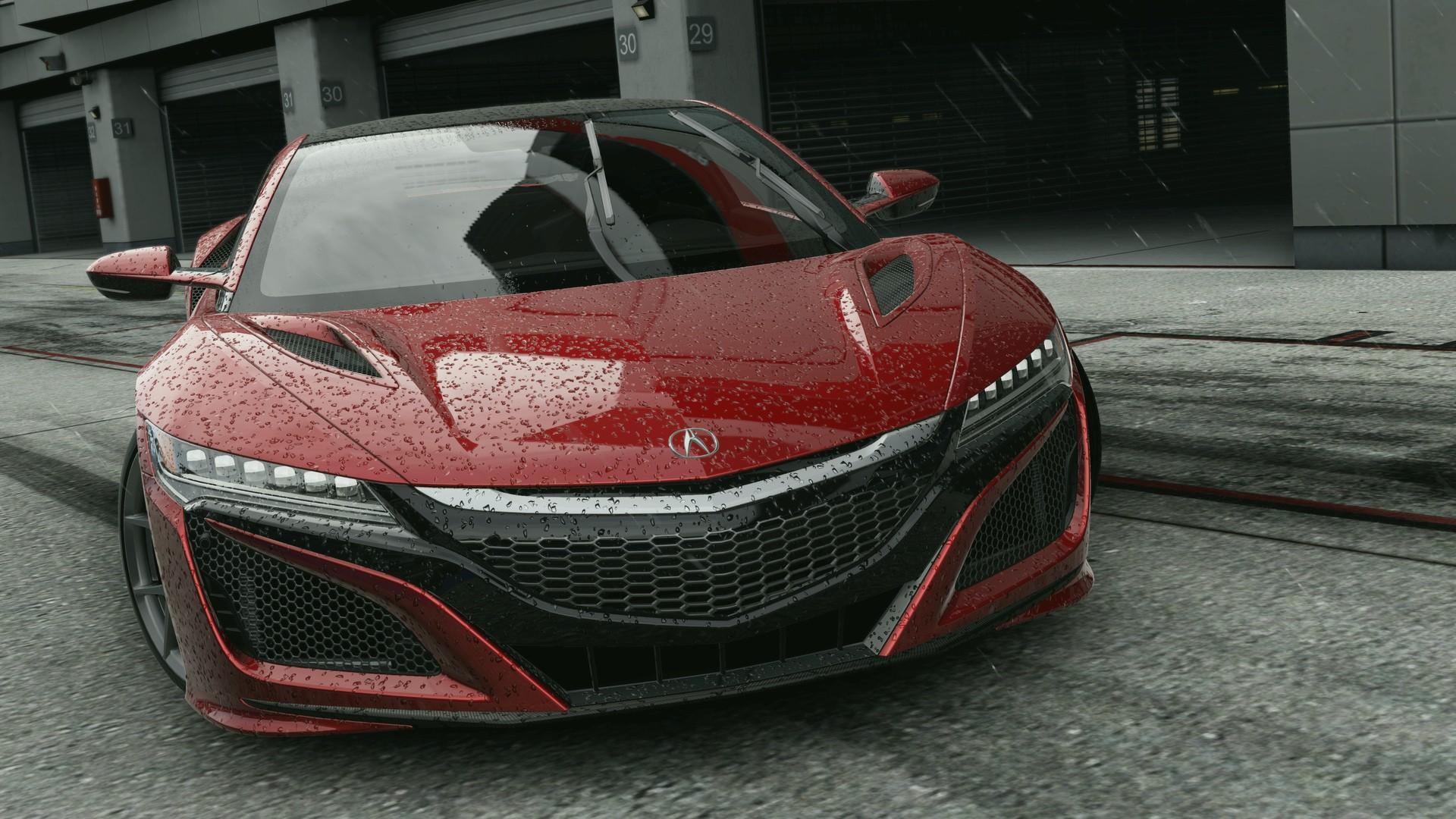 Есть возможность приобрести бесплатную демо версию игры Project Cars 2