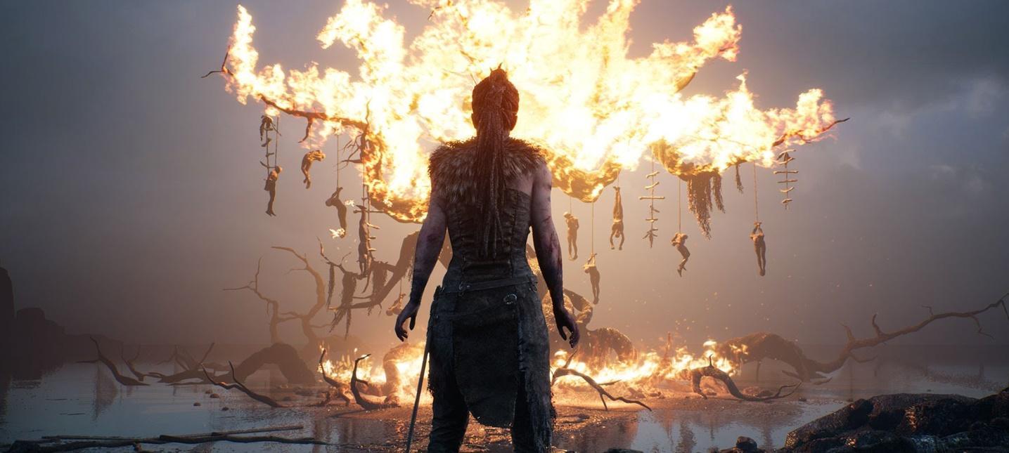 Хорошие продажи психологического экшена Hellblade: Senua's Sacrifice