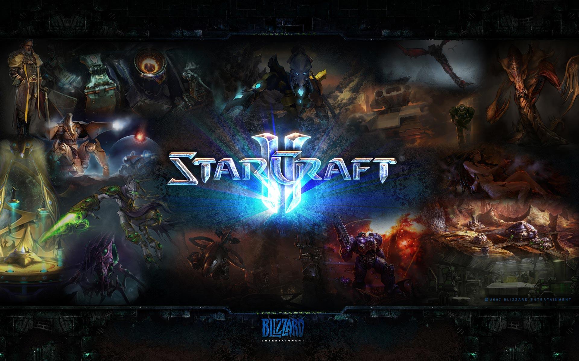 Игра Starcraft 2 будет абсолютно бесплатной для всех с 14 ноября