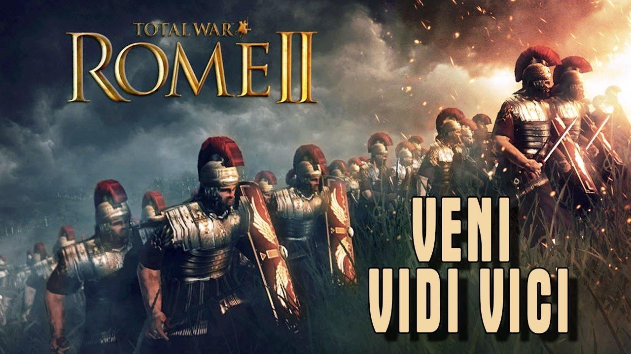 К игре Total War: Rome 2 выйдет дополнение Empire Divided