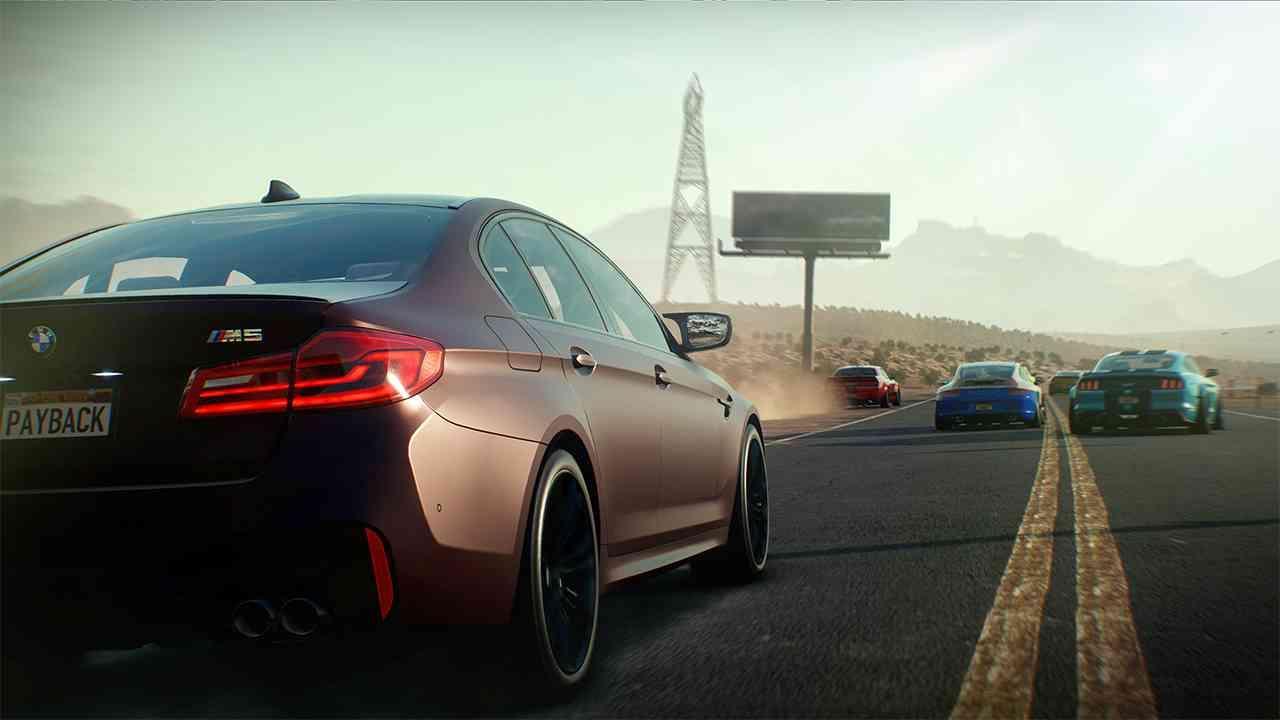 Критики сдержано оценили Need for Speed: Payback