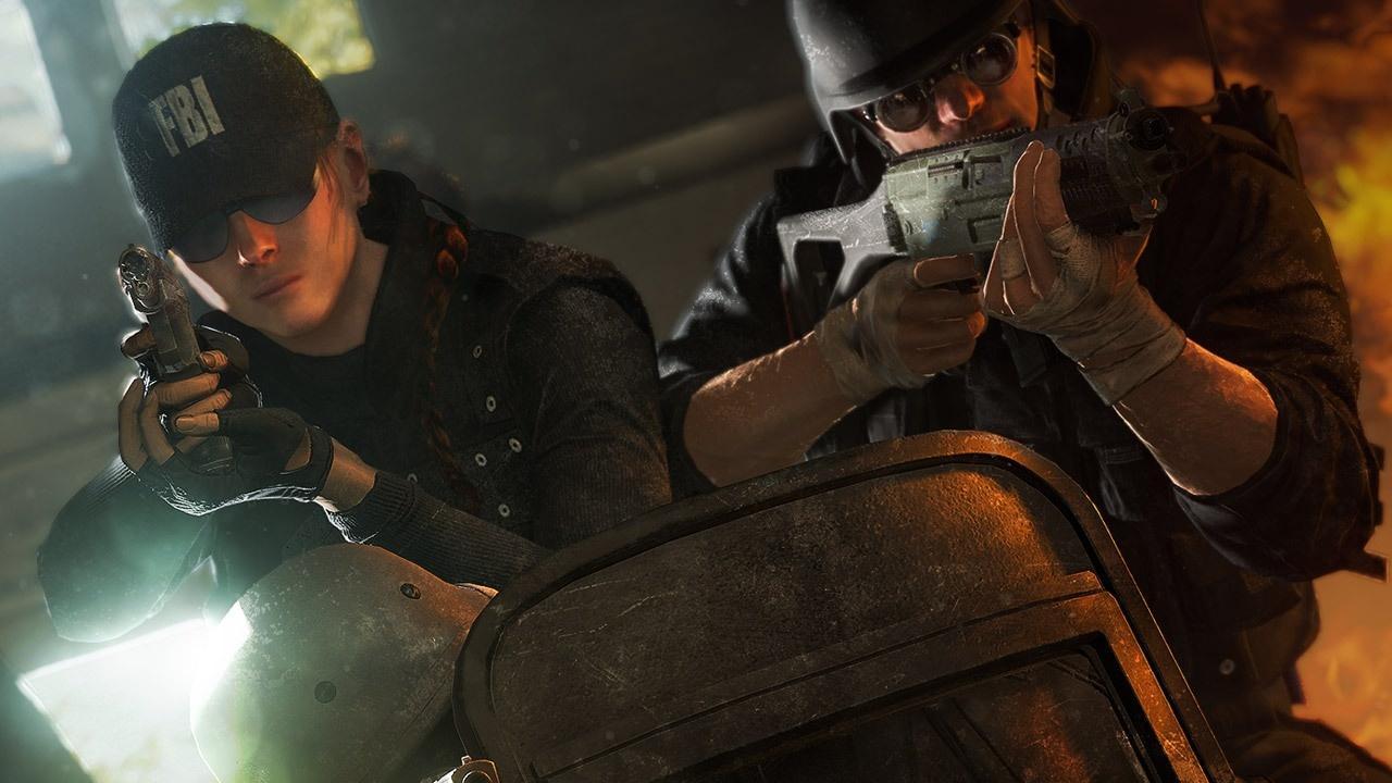 Обновления для командного шутера Rainbow Six: Siege
