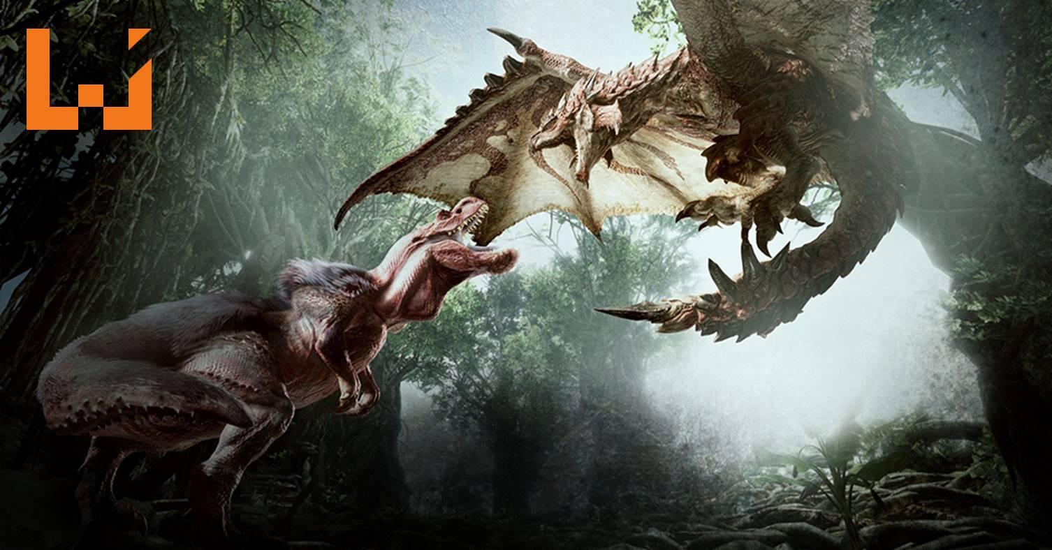 Открытое тестирование Monster Hunter World
