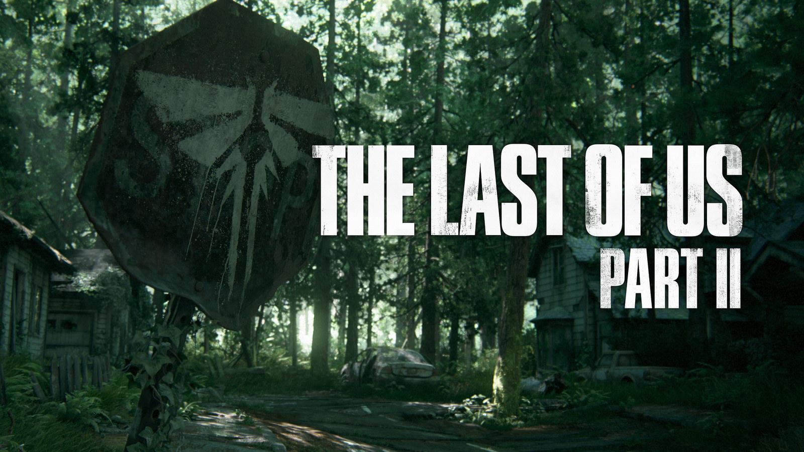 Первый трейлер The Last of Us. Part 2