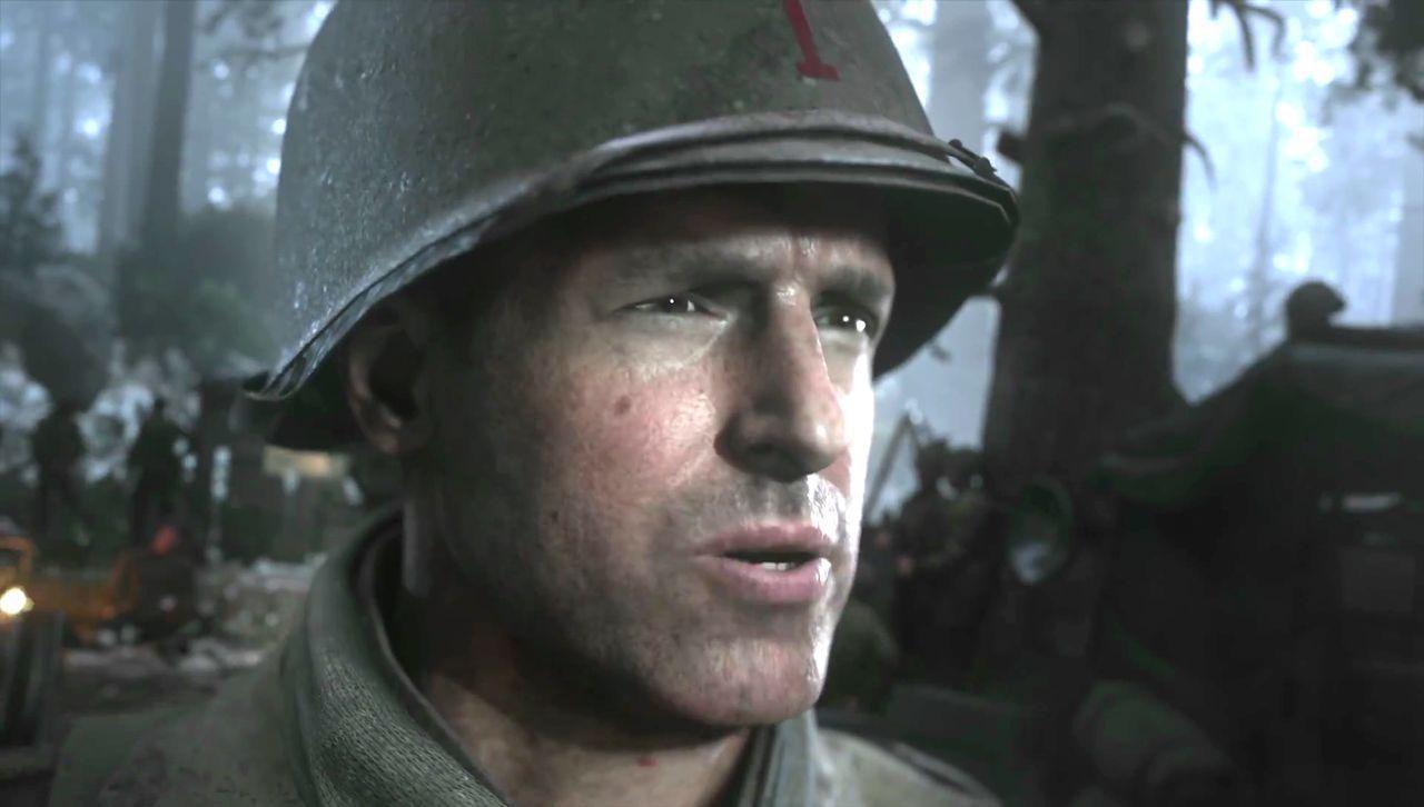 Разница грфики новой Call Of Duty до и после релиза