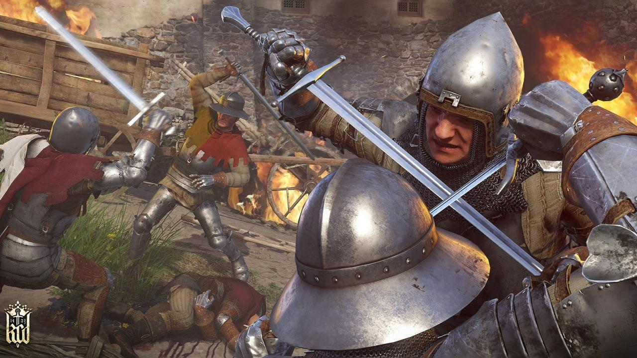 Разработчики Kingdom Come: Deliverance показали вариативность прохождения миссий в игре