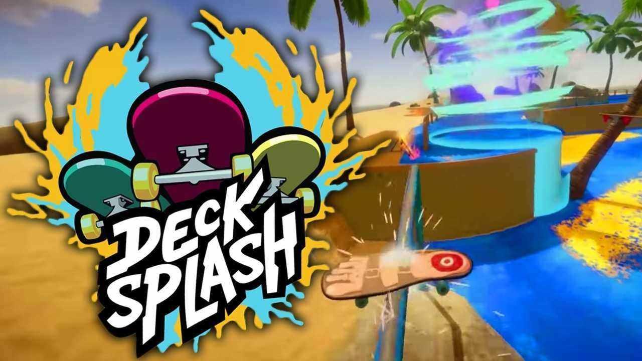 Судьба игры Decksplash полностью в руках геймеров