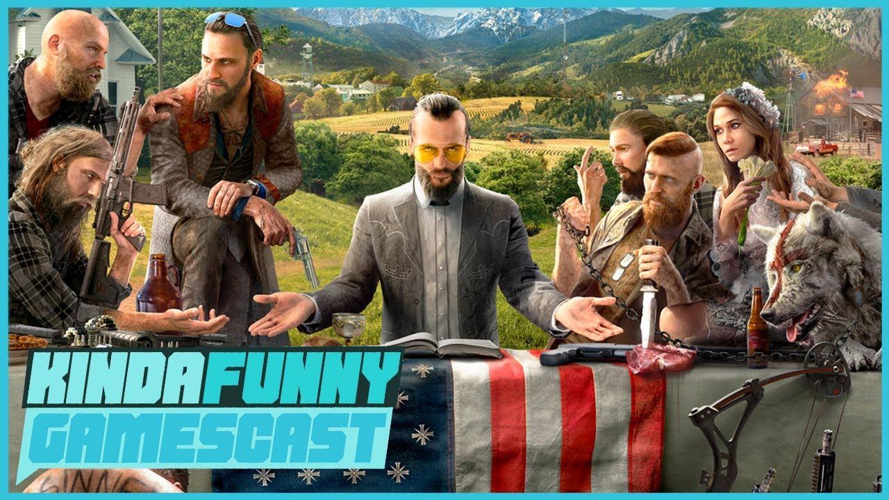 Удобно ли играть с другом в Far Cry 5?
