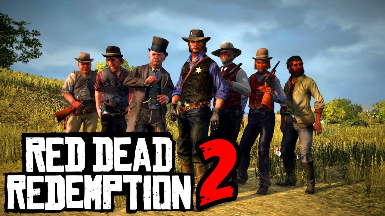 В Red Dead Redemption 2 появятся микротранзакции как в GTA Online