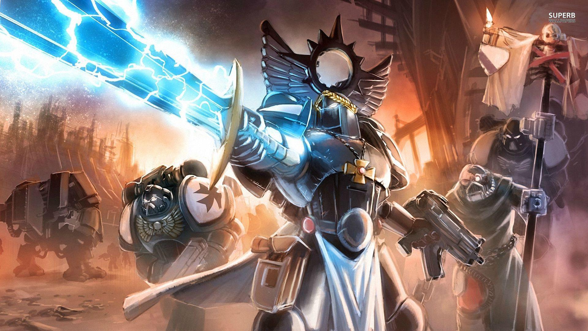 Warhammer 40,000: Gladius — Relics of War или геймплей Civilization в мире Warhammer