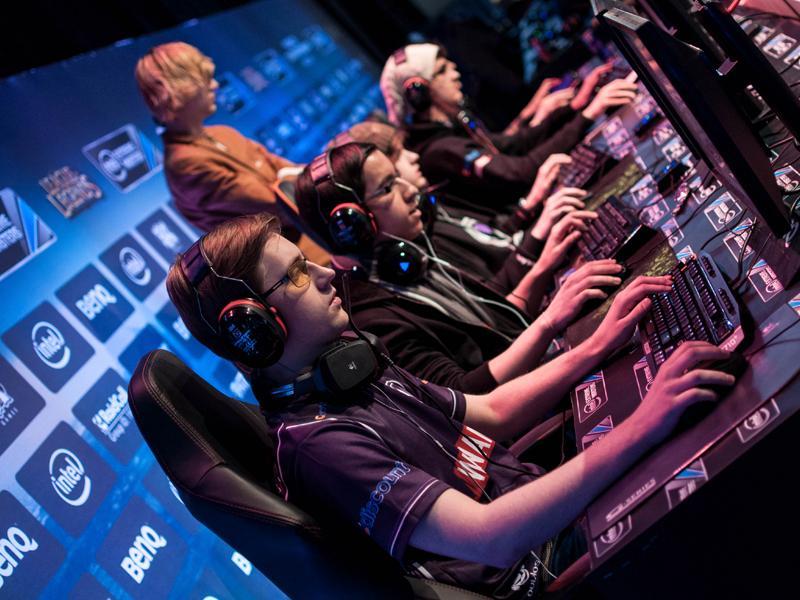 В Южной Корее прошел турнир по игре Overwatch среди военных