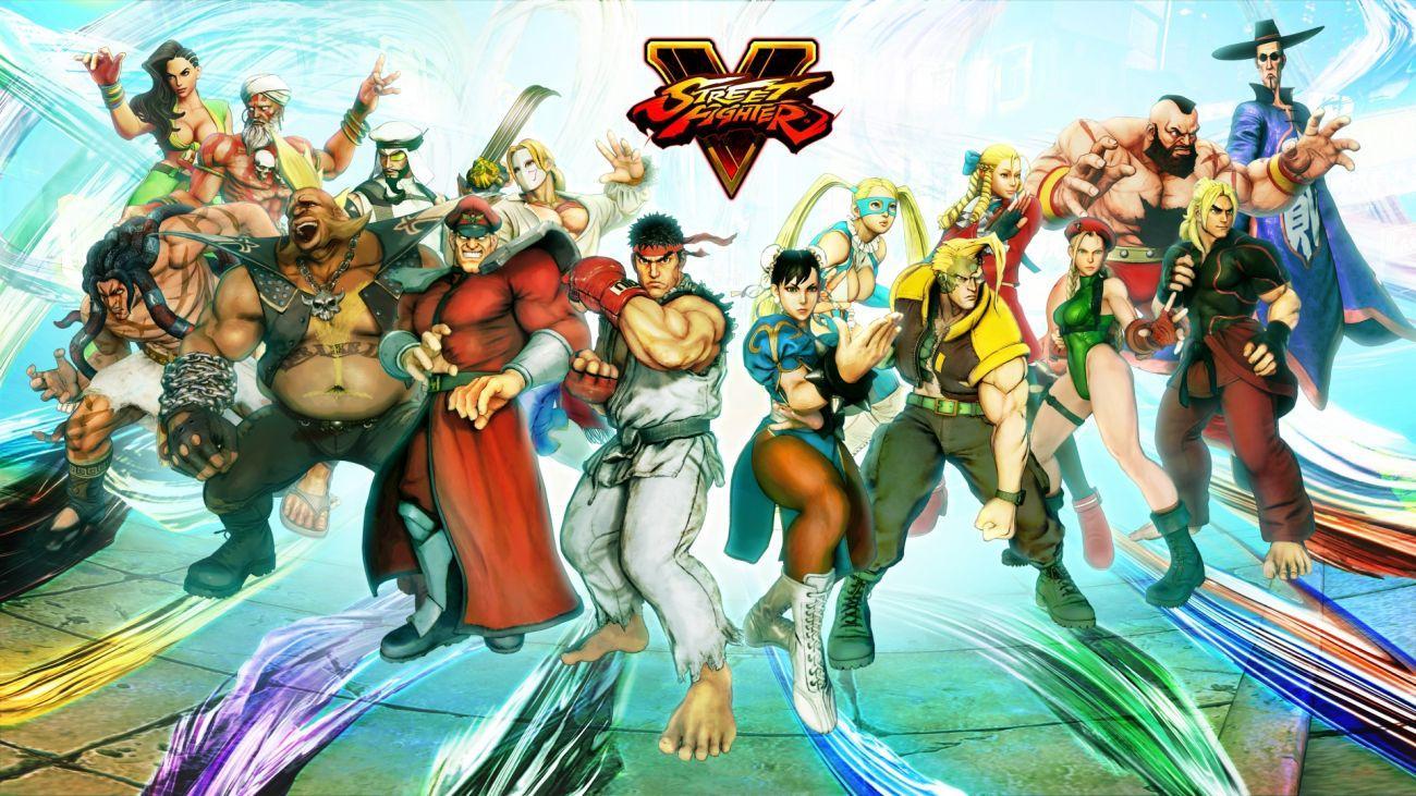 Аркадный режим для Street Fighter 5