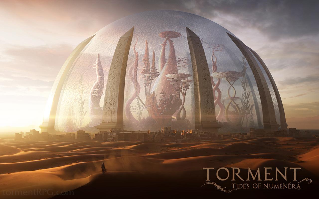 Бесплатная Torment: Tides of Numenera на выходные и другие подарки от студии inXile Entertainment