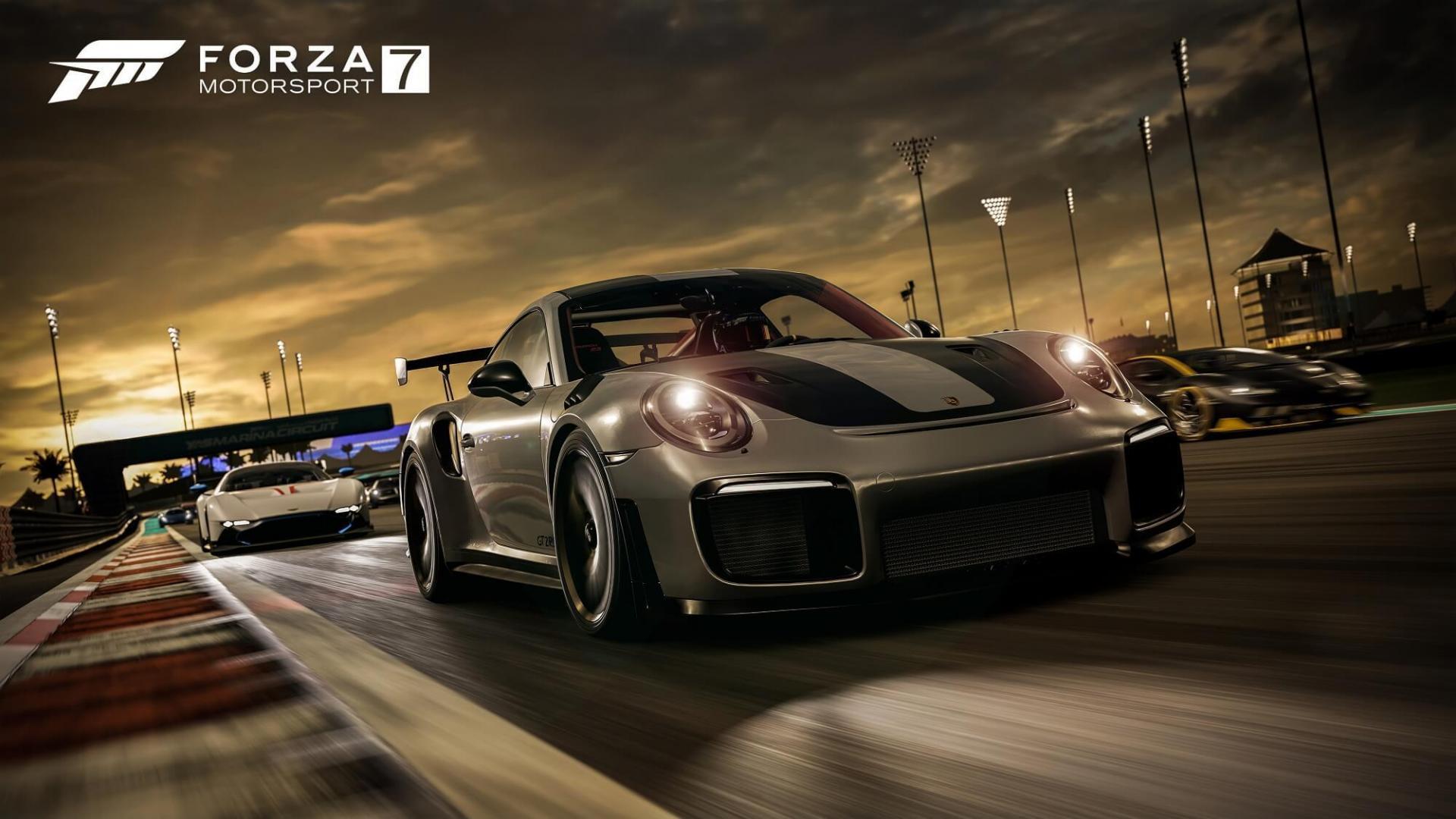 Forza Motorsport 7 получила оценки критиков
