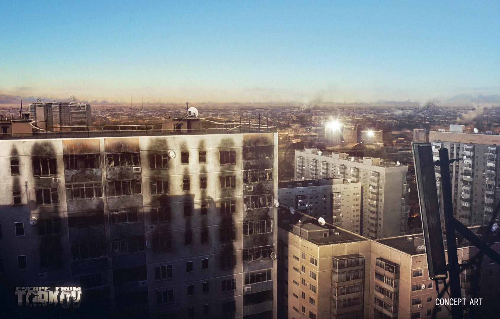 Глобальное обновление в Escape from Tarkov