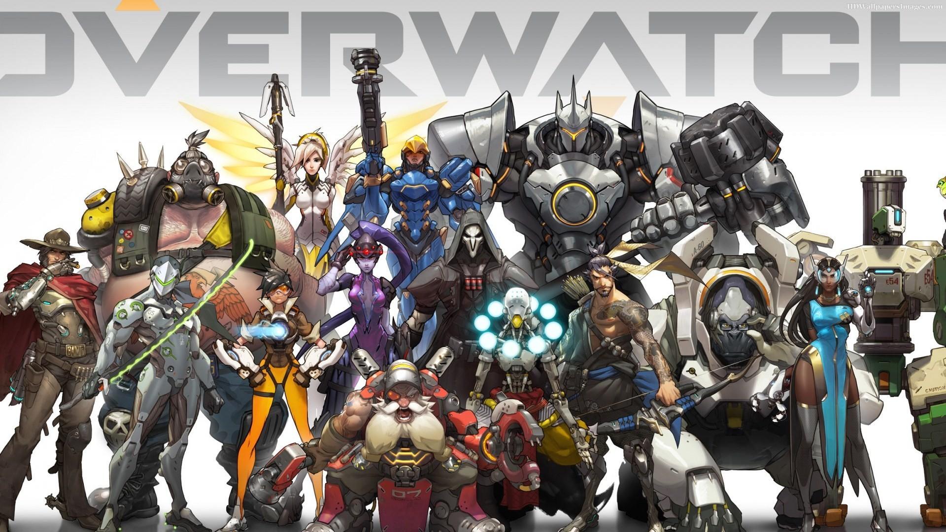 Игроки Overwatch отпразднуют Хэллоуин чуть раньше
