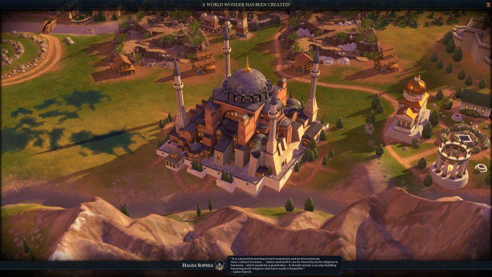 Крупное обновление для Civilization 6 выйдет этой осенью