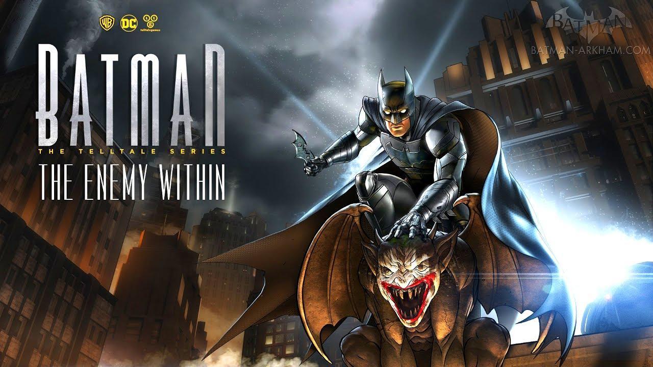 Крупный скандал с Batman: The Enemy Within