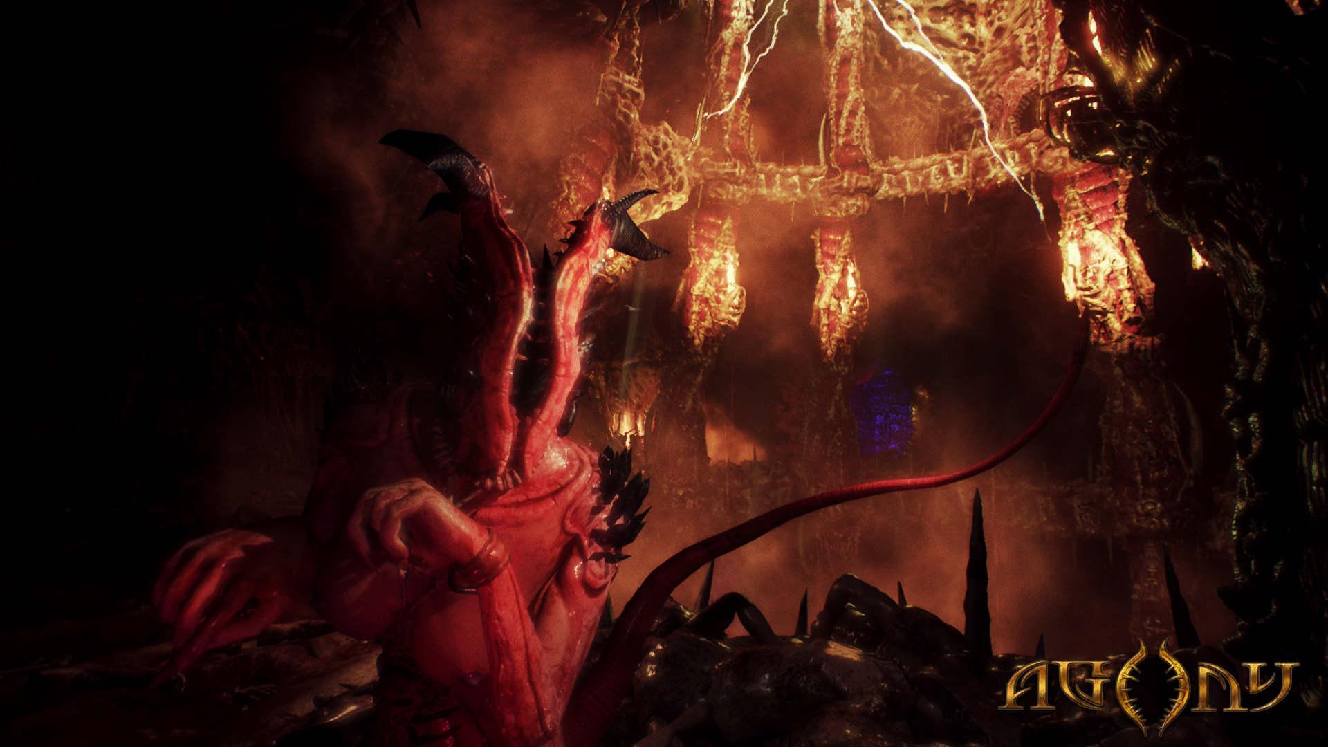 Назначена дата выхода игры Agony
