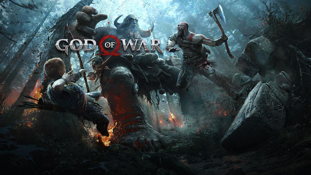 Новый ролик о грядущей God Of War