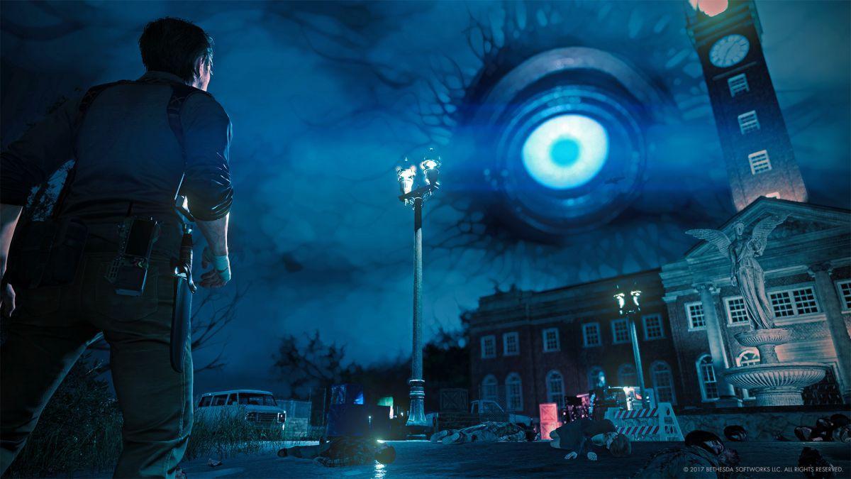 Новый трейлер The Evil Within 2 показал жуткие кошмары, которые уготовили геймерам создатели игры