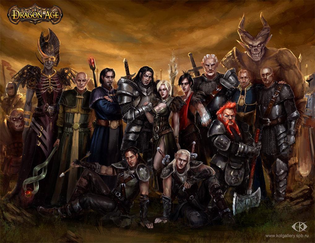 Один из создателей Dragon Age покинул компанию, где проработал больше 10 лет