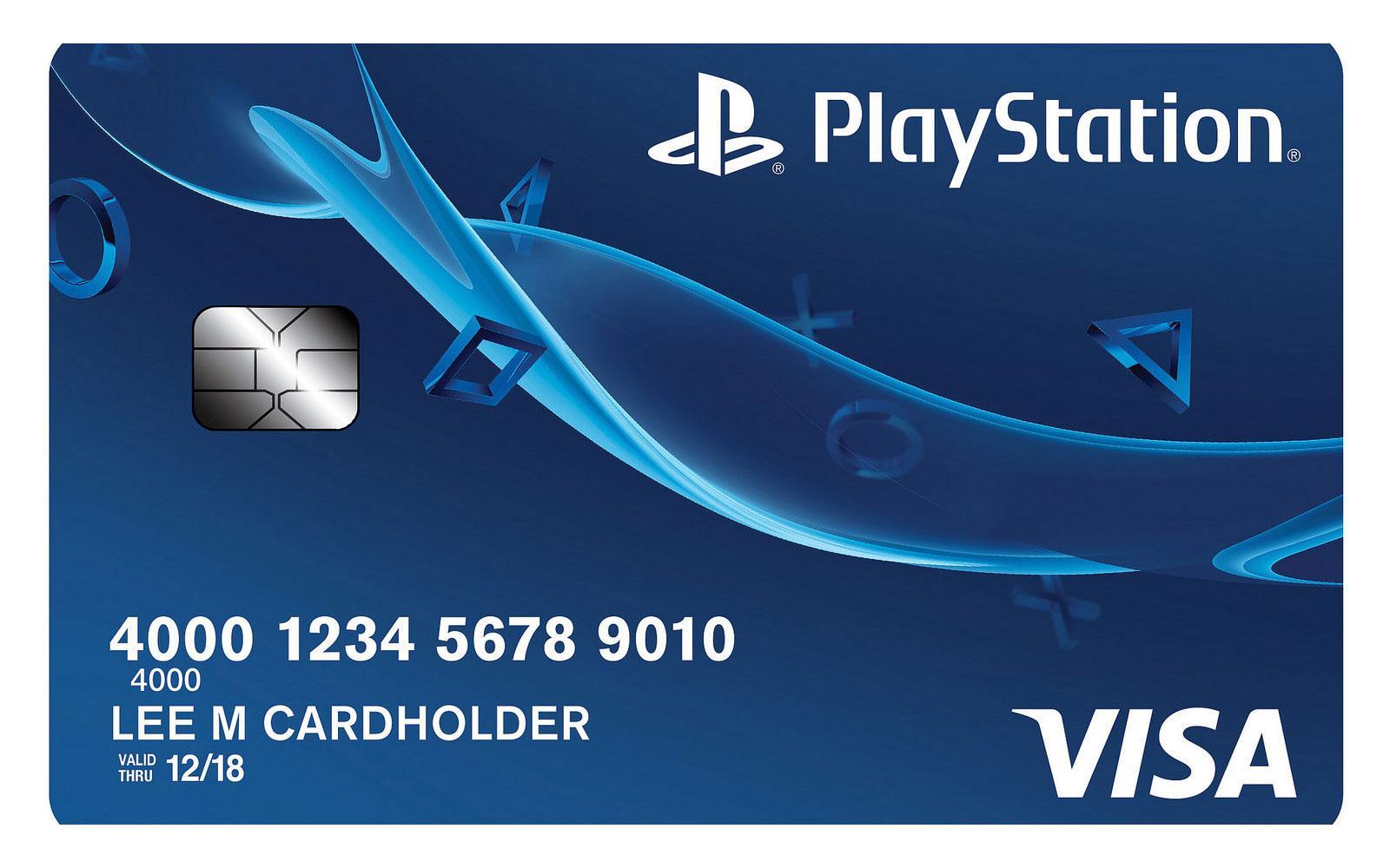 PlayStation выпустила фирменную банковскую карту для игроков