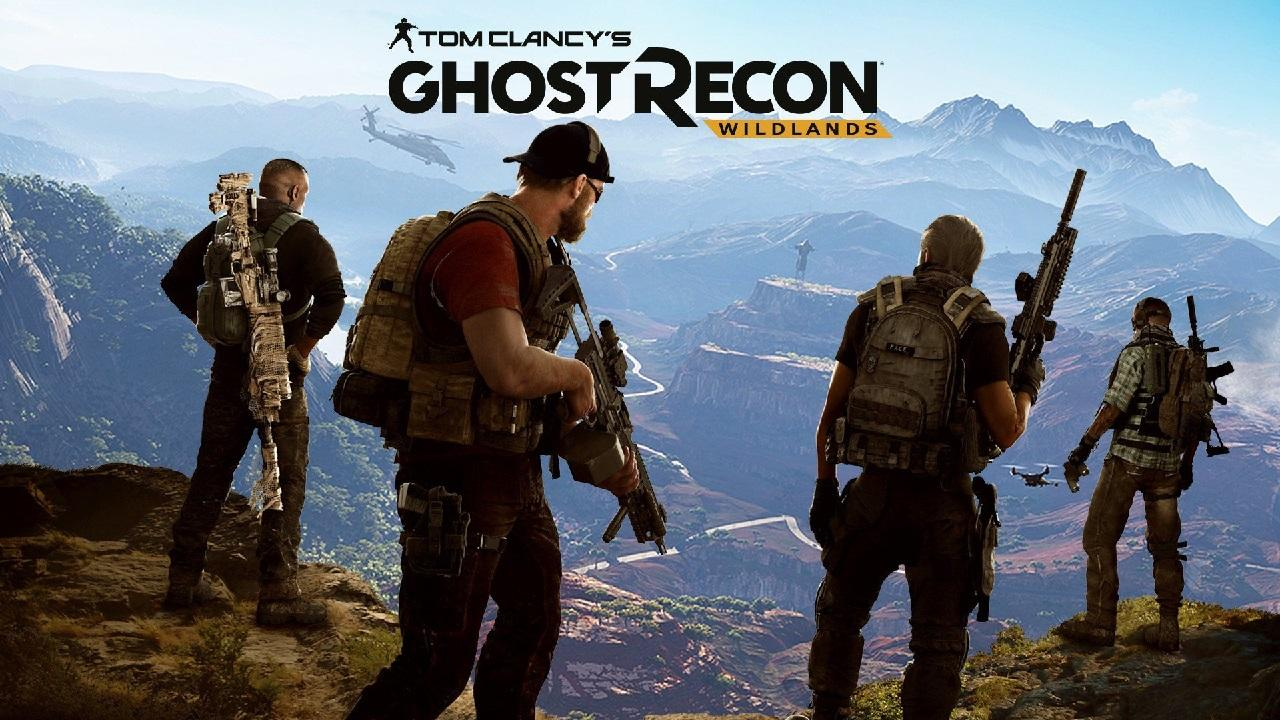 tom clancys ghost recon wildlands crack