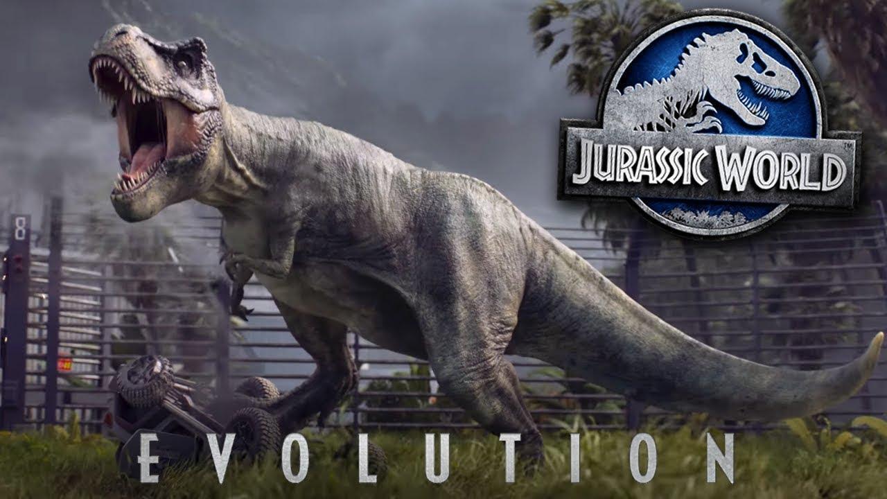 Появился трейлер новой игры Jurassic World Evolution