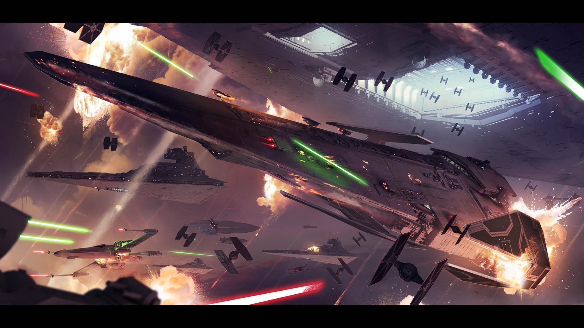 Сколько времени займет прохождение кампании в Star Wars Battlefront II