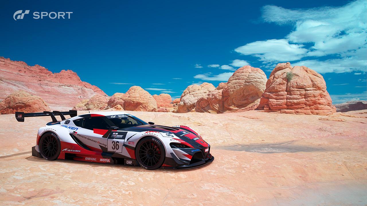 У геймеров будет возможность поиграть в бесплатное демо Gran Turismo Sport