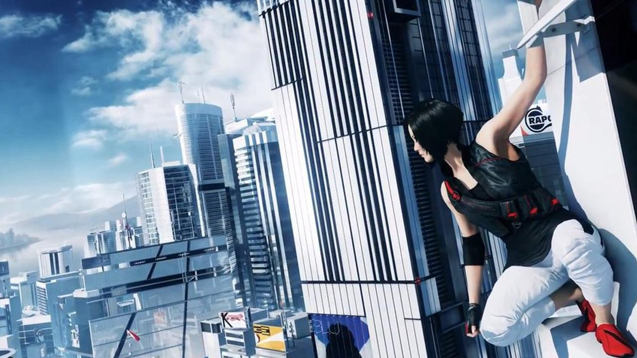Установлен рекорд прохождения игры Mirror's Edge
