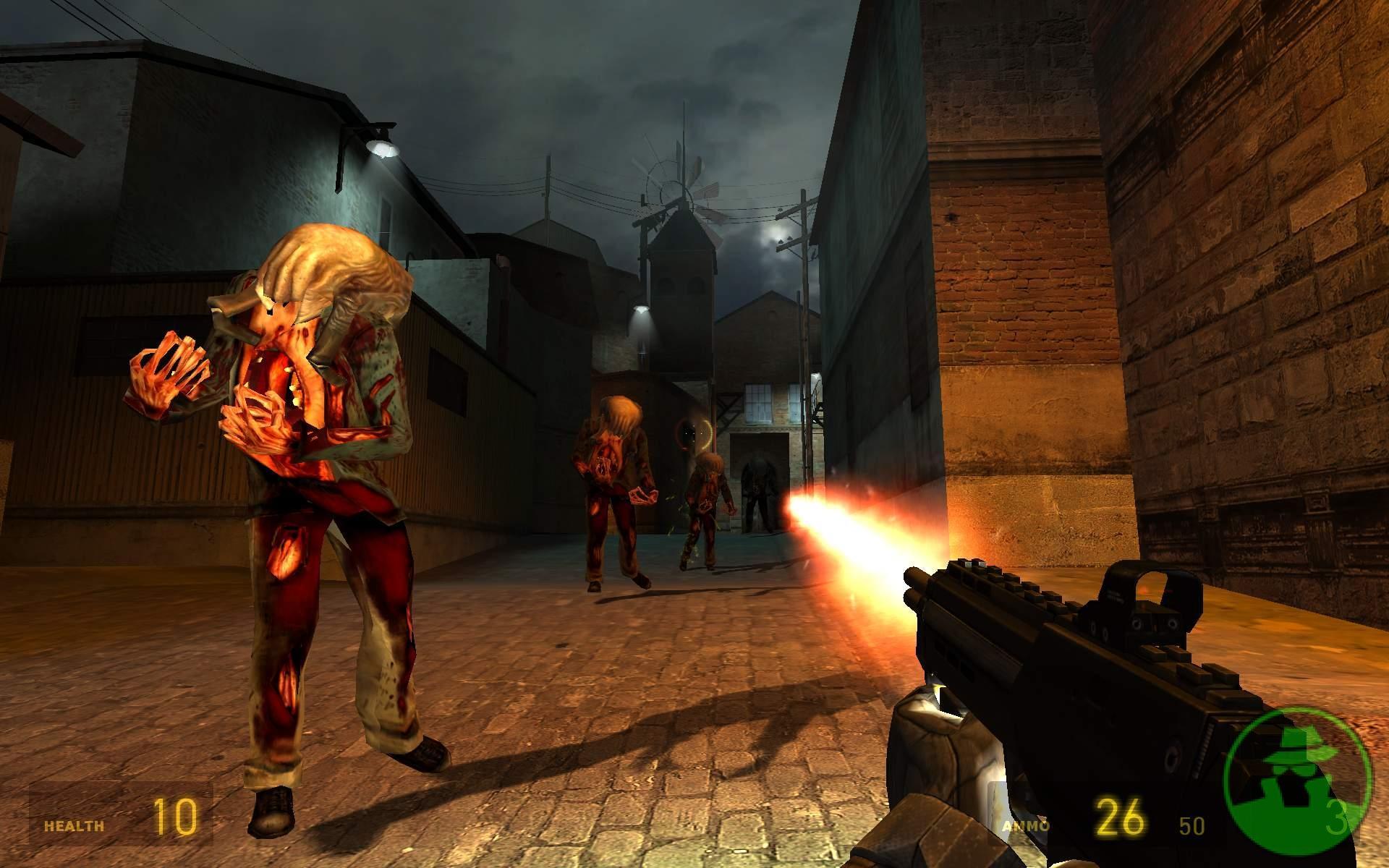 В Half-Life 2 появится много того, что разработчики вырезали
